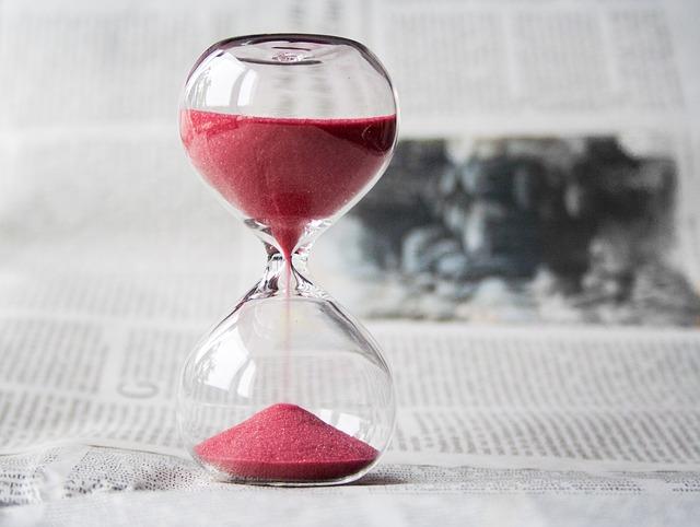 «Le temps passe trop vite…»